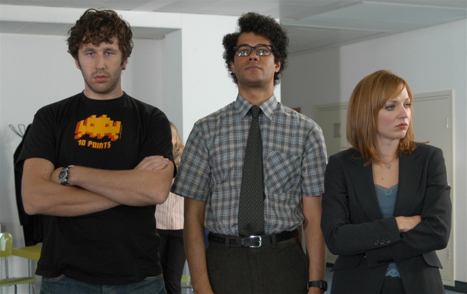 Ten Best Workplace TV Shows