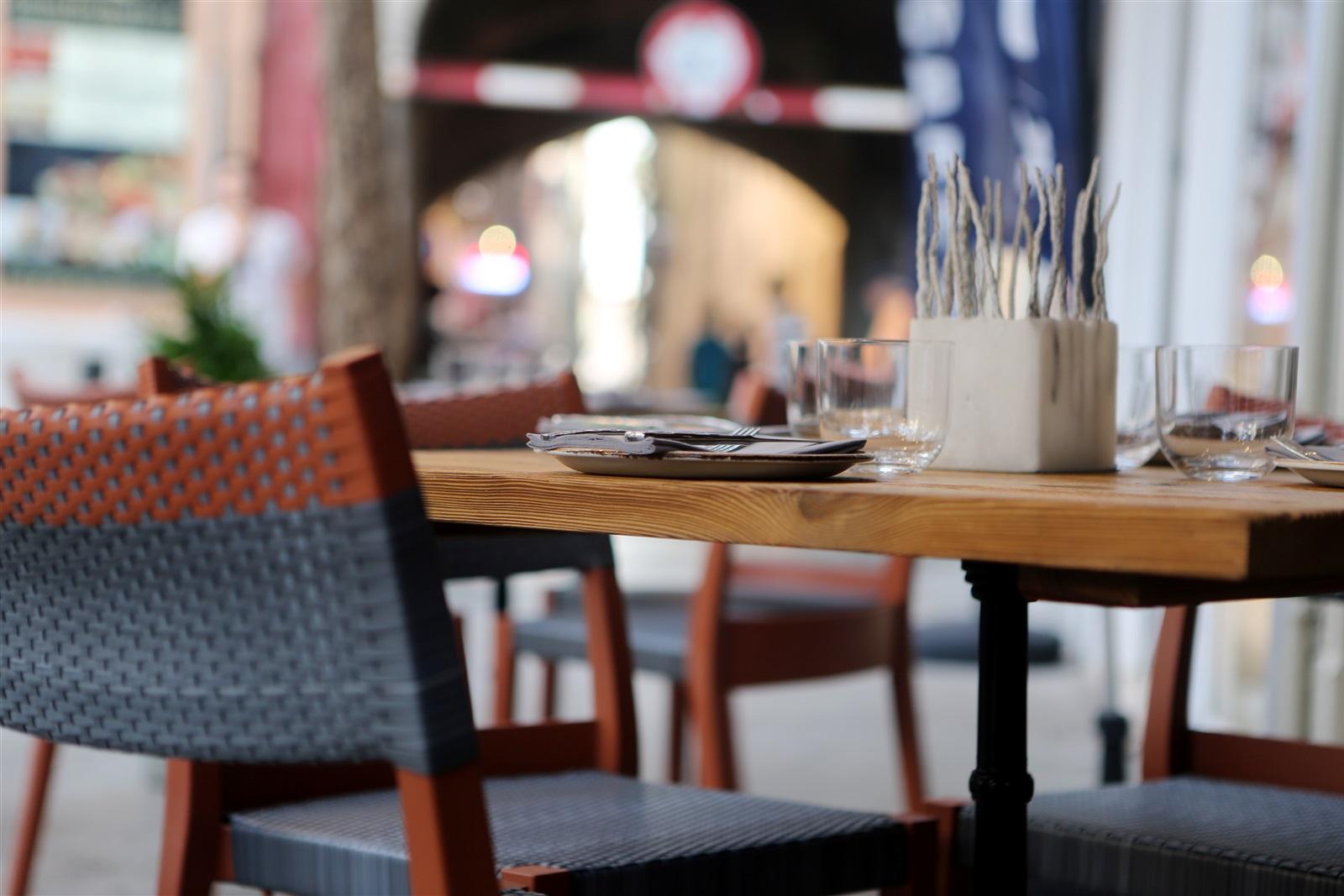 Online Scheduling for Restaurants: Part 2