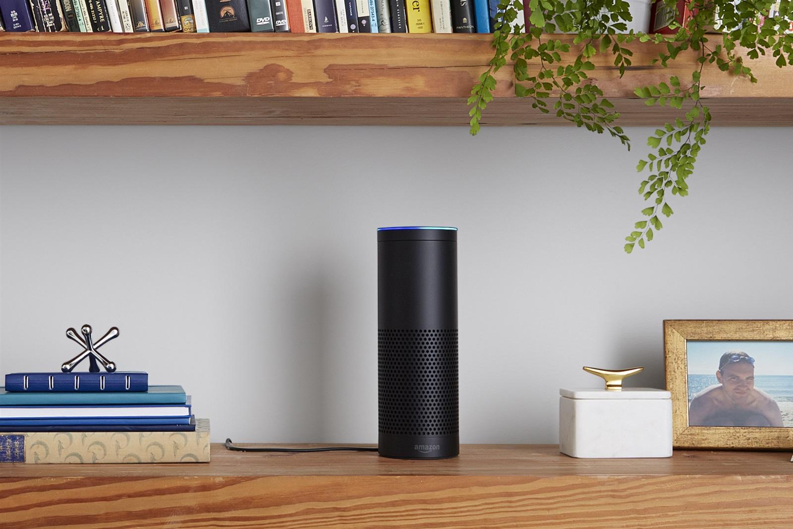 Amazon Alexa Integration